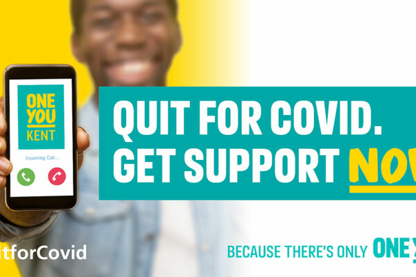 10th March 2021 - No Smoking Day #QuitforCovid